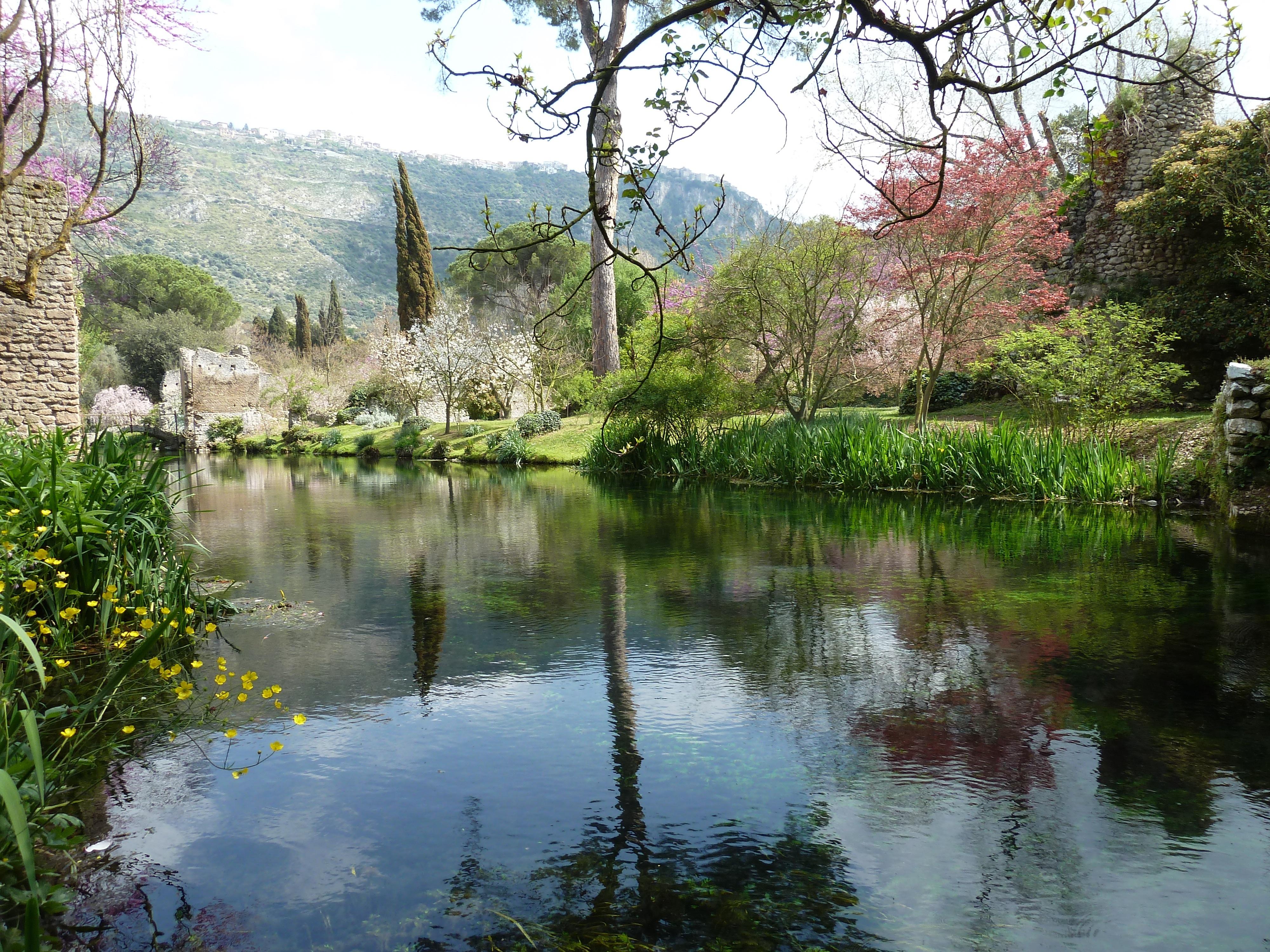 Gita fuori porta l 39 incantevole giardino di ninfa unipolsai roma assicurazioni roma unipol - I giardini di ninfa ...